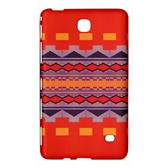 Rhombus rectangles and triangles			Samsung Galaxy Tab 4 (8 ) Hardshell Case