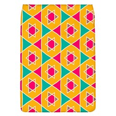 Colorful stars pattern			Removable Flap Cover (L)