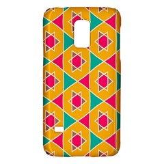 Colorful stars pattern			Samsung Galaxy S5 Mini Hardshell Case
