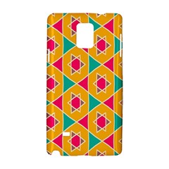Colorful stars pattern			Samsung Galaxy Note 4 Hardshell Case