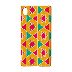 Colorful stars pattern			Sony Xperia Z3+ Hardshell Case