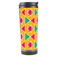Colorful stars pattern Travel Tumbler