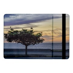 Sunset Scene at Boardwalk in Montevideo Uruguay Samsung Galaxy Tab Pro 10.1  Flip Case