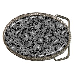 Luxury Patterned Modern Baroque Belt Buckles