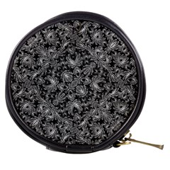 Luxury Patterned Modern Baroque Mini Makeup Bags