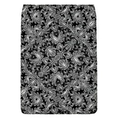 Luxury Patterned Modern Baroque Flap Covers (S)