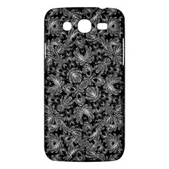 Luxury Patterned Modern Baroque Samsung Galaxy Mega 5.8 I9152 Hardshell Case