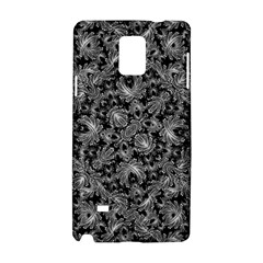 Luxury Patterned Modern Baroque Samsung Galaxy Note 4 Hardshell Case