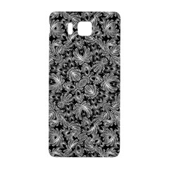 Luxury Patterned Modern Baroque Samsung Galaxy Alpha Hardshell Back Case