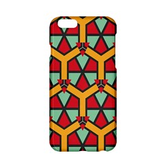 Honeycombs Triangles And Other Shapes Pattern			apple Iphone 6/6s Hardshell Case