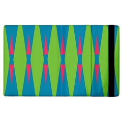 Connected rhombus			Apple iPad 2 Flip Case