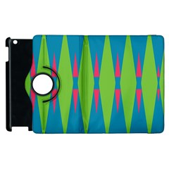 Connected rhombus			Apple iPad 3/4 Flip 360 Case