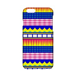 Rectangles Waves And Circlesapple Iphone 6/6s Hardshell Case