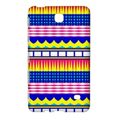 Rectangles waves and circlesSamsung Galaxy Tab 4 (8 ) Hardshell Case