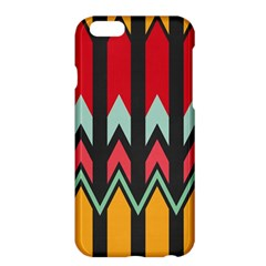 Waves and other shapes pattern			Apple iPhone 6 Plus/6S Plus Hardshell Case