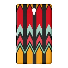 Waves and other shapes patternSamsung Galaxy Tab S (8.4 ) Hardshell Case
