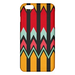 Waves And Other Shapes Patterniphone 6 Plus/6s Plus Tpu Case