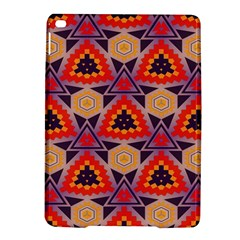 Triangles honeycombs and other shapes pattern			Apple iPad Air 2 Hardshell Case