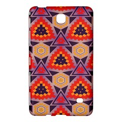 Triangles honeycombs and other shapes pattern			Samsung Galaxy Tab 4 (8 ) Hardshell Case