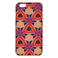 Triangles honeycombs and other shapes patterniPhone 6 Plus/6S Plus TPU Case