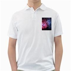Trifid Nebula Golf Shirts