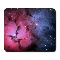 Trifid Nebula Large Mousepads