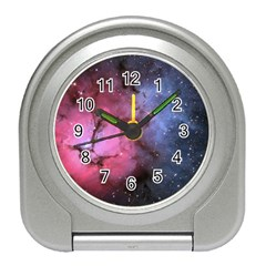 Trifid Nebula Travel Alarm Clocks