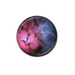 Trifid Nebula Hat Clip Ball Marker