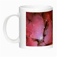 Trifid Nebula Night Luminous Mugs