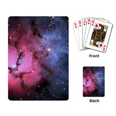 Trifid Nebula Playing Card