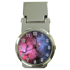 Trifid Nebula Money Clip Watches