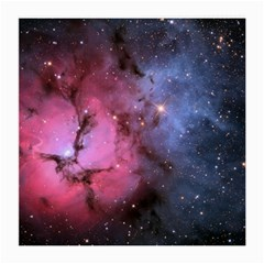 Trifid Nebula Medium Glasses Cloth