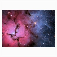 Trifid Nebula Large Glasses Cloth (2 Side)