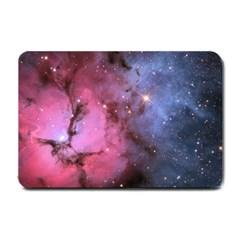 Trifid Nebula Small Doormat