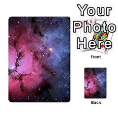 Trifid Nebula Multi Purpose Cards (rectangle)