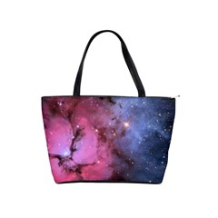 Trifid Nebula Shoulder Handbags