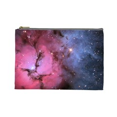 Trifid Nebula Cosmetic Bag (large)