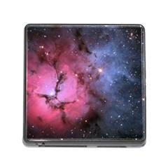 Trifid Nebula Memory Card Reader (square)