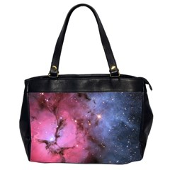 Trifid Nebula Office Handbags (2 Sides)
