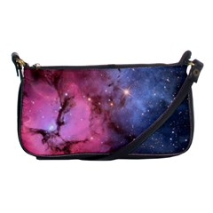 Trifid Nebula Shoulder Clutch Bags