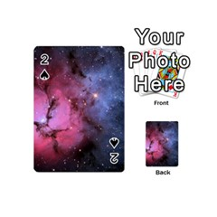 Trifid Nebula Playing Cards 54 (mini)