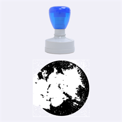 Trifid Nebula Rubber Round Stamps (medium)