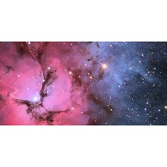 Trifid Nebula You Are Invited 3d Greeting Card (8x4)