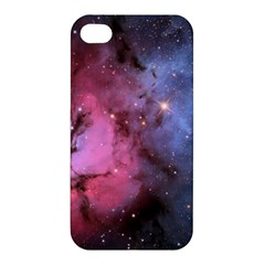Trifid Nebula Apple Iphone 4/4s Hardshell Case