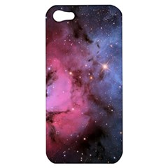Trifid Nebula Apple Iphone 5 Hardshell Case
