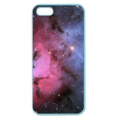 Trifid Nebula Apple Seamless Iphone 5 Case (color)
