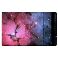 Trifid Nebula Apple Ipad 3/4 Flip Case