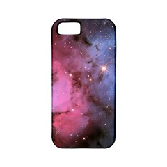 Trifid Nebula Apple Iphone 5 Classic Hardshell Case (pc+silicone)