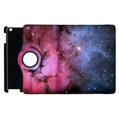 Trifid Nebula Apple Ipad 2 Flip 360 Case