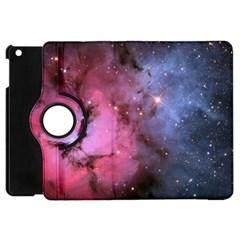 Trifid Nebula Apple Ipad Mini Flip 360 Case